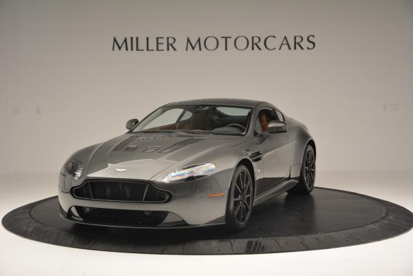 Used 2015 Aston Martin V12 Vantage S for sale Sold at Bugatti of Greenwich in Greenwich CT 06830 1