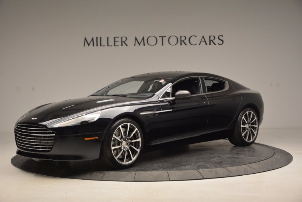 New 2017 Aston Martin Rapide S Shadow Edition for sale Sold at Bugatti of Greenwich in Greenwich CT 06830 2