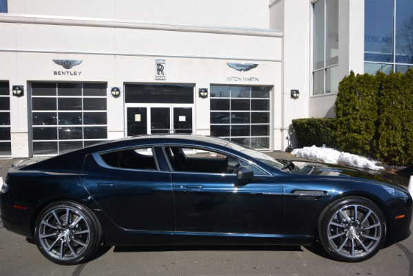 New 2017 Aston Martin Rapide S Shadow Edition for sale Sold at Bugatti of Greenwich in Greenwich CT 06830 26
