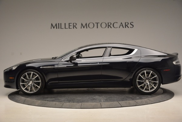 New 2017 Aston Martin Rapide S Shadow Edition for sale Sold at Bugatti of Greenwich in Greenwich CT 06830 3