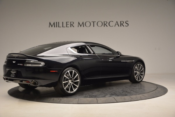 New 2017 Aston Martin Rapide S Shadow Edition for sale Sold at Bugatti of Greenwich in Greenwich CT 06830 8