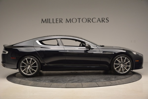 New 2017 Aston Martin Rapide S Shadow Edition for sale Sold at Bugatti of Greenwich in Greenwich CT 06830 9