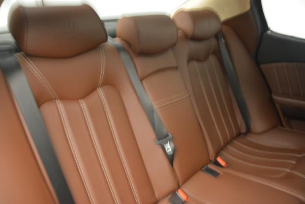 Used 2013 Maserati Quattroporte S for sale Sold at Bugatti of Greenwich in Greenwich CT 06830 23