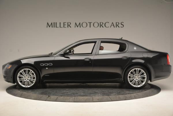 Used 2013 Maserati Quattroporte S for sale Sold at Bugatti of Greenwich in Greenwich CT 06830 3