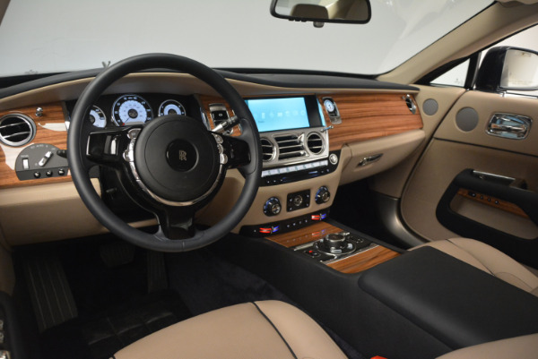 Used 2015 Rolls-Royce Wraith for sale Sold at Bugatti of Greenwich in Greenwich CT 06830 16