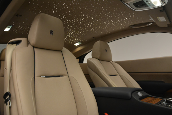 Used 2015 Rolls-Royce Wraith for sale Sold at Bugatti of Greenwich in Greenwich CT 06830 26