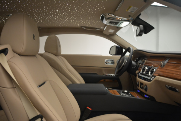 Used 2015 Rolls-Royce Wraith for sale Sold at Bugatti of Greenwich in Greenwich CT 06830 27
