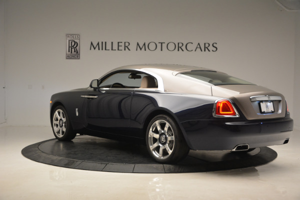 Used 2015 Rolls-Royce Wraith for sale Sold at Bugatti of Greenwich in Greenwich CT 06830 5