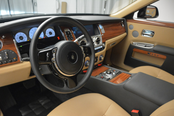 Used 2013 Rolls-Royce Ghost for sale Sold at Bugatti of Greenwich in Greenwich CT 06830 17