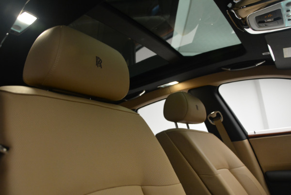 Used 2013 Rolls-Royce Ghost for sale Sold at Bugatti of Greenwich in Greenwich CT 06830 28