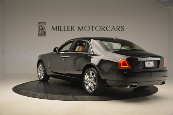 Used 2013 Rolls-Royce Ghost for sale Sold at Bugatti of Greenwich in Greenwich CT 06830 5