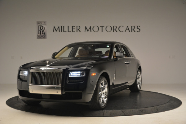 Used 2013 Rolls-Royce Ghost for sale Sold at Bugatti of Greenwich in Greenwich CT 06830 1