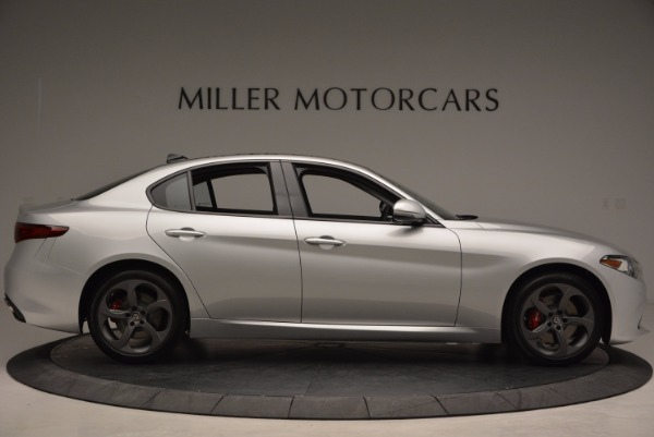 New 2017 Alfa Romeo Giulia Ti Q4 for sale Sold at Bugatti of Greenwich in Greenwich CT 06830 9
