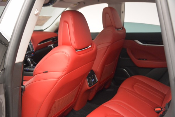 New 2017 Maserati Levante for sale Sold at Bugatti of Greenwich in Greenwich CT 06830 17
