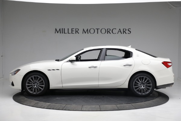 New 2017 Maserati Ghibli S Q4 EX-Loaner for sale Sold at Bugatti of Greenwich in Greenwich CT 06830 3