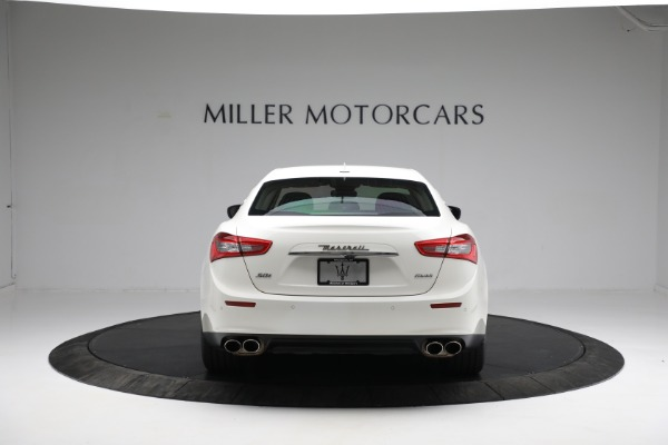 New 2017 Maserati Ghibli S Q4 EX-Loaner for sale Sold at Bugatti of Greenwich in Greenwich CT 06830 6