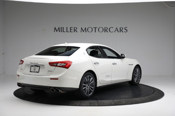 New 2017 Maserati Ghibli S Q4 EX-Loaner for sale Sold at Bugatti of Greenwich in Greenwich CT 06830 7