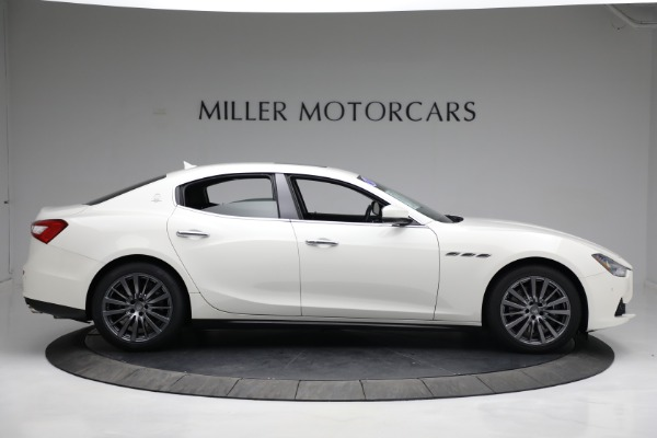 New 2017 Maserati Ghibli S Q4 EX-Loaner for sale Sold at Bugatti of Greenwich in Greenwich CT 06830 9