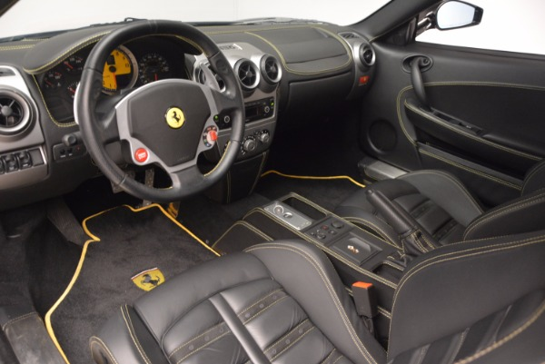 Used 2007 Ferrari F430 F1 for sale Sold at Bugatti of Greenwich in Greenwich CT 06830 13