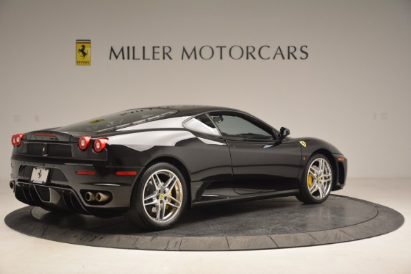 Used 2007 Ferrari F430 F1 for sale Sold at Bugatti of Greenwich in Greenwich CT 06830 8