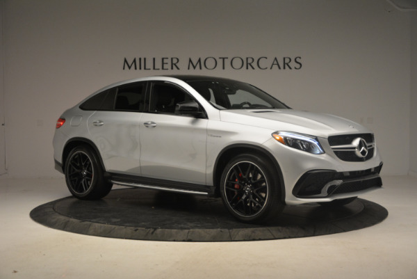 Used 2016 Mercedes Benz AMG GLE63 S for sale Sold at Bugatti of Greenwich in Greenwich CT 06830 10