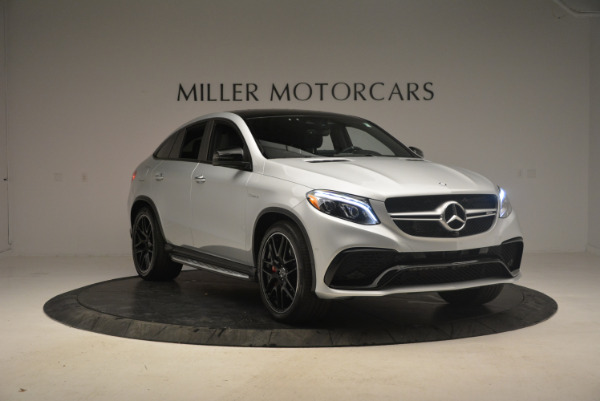 Used 2016 Mercedes Benz AMG GLE63 S for sale Sold at Bugatti of Greenwich in Greenwich CT 06830 11