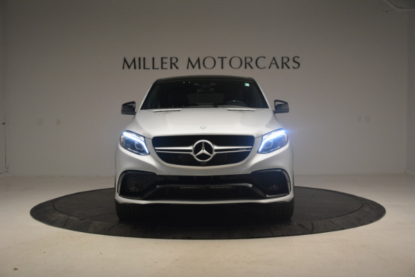 Used 2016 Mercedes Benz AMG GLE63 S for sale Sold at Bugatti of Greenwich in Greenwich CT 06830 12