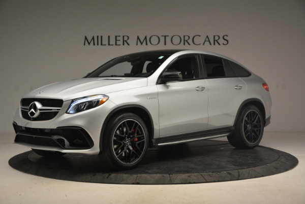 Used 2016 Mercedes Benz AMG GLE63 S for sale Sold at Bugatti of Greenwich in Greenwich CT 06830 2