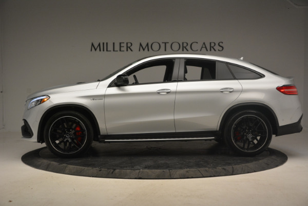 Used 2016 Mercedes Benz AMG GLE63 S for sale Sold at Bugatti of Greenwich in Greenwich CT 06830 3