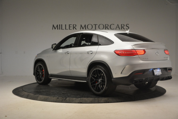 Used 2016 Mercedes Benz AMG GLE63 S for sale Sold at Bugatti of Greenwich in Greenwich CT 06830 4