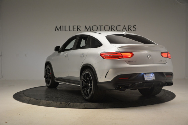 Used 2016 Mercedes Benz AMG GLE63 S for sale Sold at Bugatti of Greenwich in Greenwich CT 06830 5