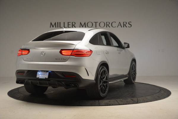 Used 2016 Mercedes Benz AMG GLE63 S for sale Sold at Bugatti of Greenwich in Greenwich CT 06830 7