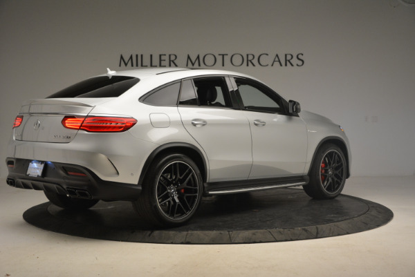 Used 2016 Mercedes Benz AMG GLE63 S for sale Sold at Bugatti of Greenwich in Greenwich CT 06830 8