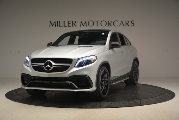 Used 2016 Mercedes Benz AMG GLE63 S for sale Sold at Bugatti of Greenwich in Greenwich CT 06830 1