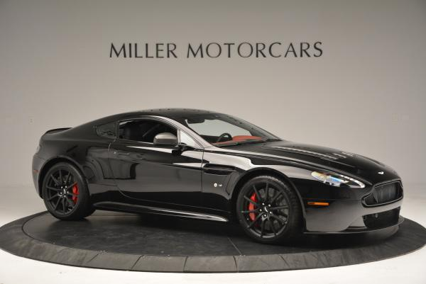 New 2015 Aston Martin V12 Vantage S for sale Sold at Bugatti of Greenwich in Greenwich CT 06830 10