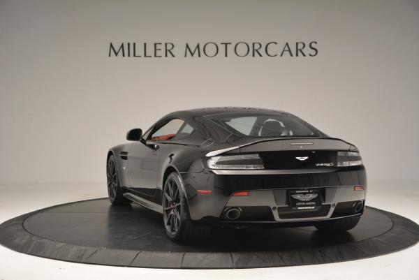 New 2015 Aston Martin V12 Vantage S for sale Sold at Bugatti of Greenwich in Greenwich CT 06830 5