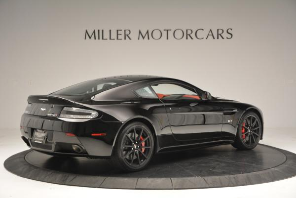 New 2015 Aston Martin V12 Vantage S for sale Sold at Bugatti of Greenwich in Greenwich CT 06830 8