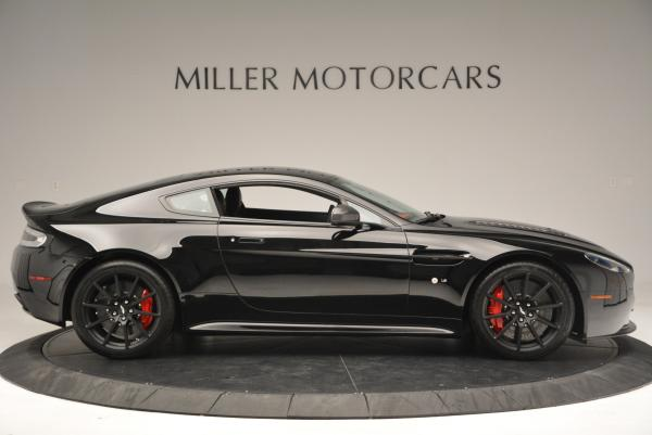 New 2015 Aston Martin V12 Vantage S for sale Sold at Bugatti of Greenwich in Greenwich CT 06830 9