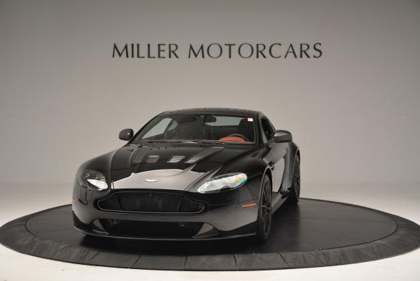 New 2015 Aston Martin V12 Vantage S for sale Sold at Bugatti of Greenwich in Greenwich CT 06830 1