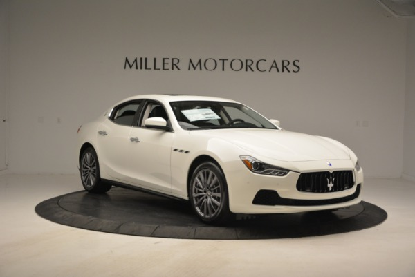 New 2017 Maserati Ghibli S Q4 EX-Loaner for sale Sold at Bugatti of Greenwich in Greenwich CT 06830 11