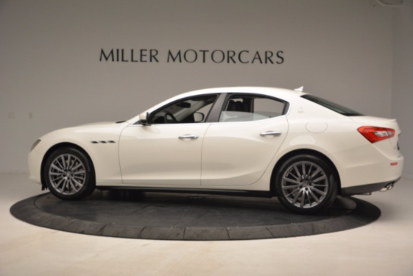 New 2017 Maserati Ghibli S Q4 EX-Loaner for sale Sold at Bugatti of Greenwich in Greenwich CT 06830 4