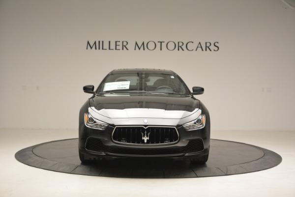 New 2017 Maserati Ghibli SQ4 for sale Sold at Bugatti of Greenwich in Greenwich CT 06830 12