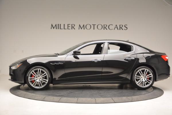 New 2017 Maserati Ghibli SQ4 for sale Sold at Bugatti of Greenwich in Greenwich CT 06830 3