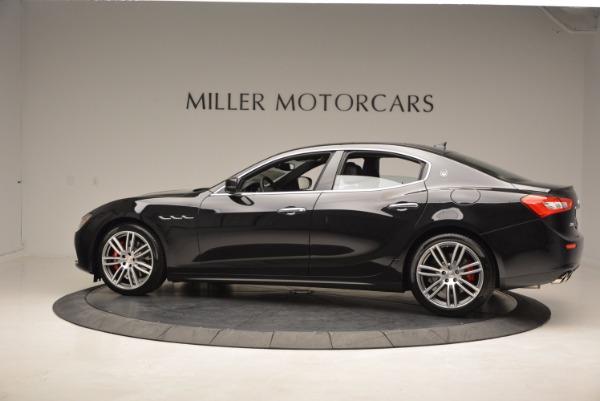New 2017 Maserati Ghibli SQ4 for sale Sold at Bugatti of Greenwich in Greenwich CT 06830 4