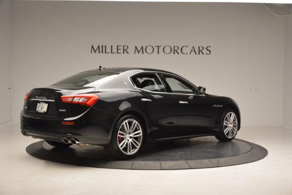 New 2017 Maserati Ghibli SQ4 for sale Sold at Bugatti of Greenwich in Greenwich CT 06830 8