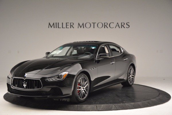 New 2017 Maserati Ghibli S Q4 for sale Sold at Bugatti of Greenwich in Greenwich CT 06830 1