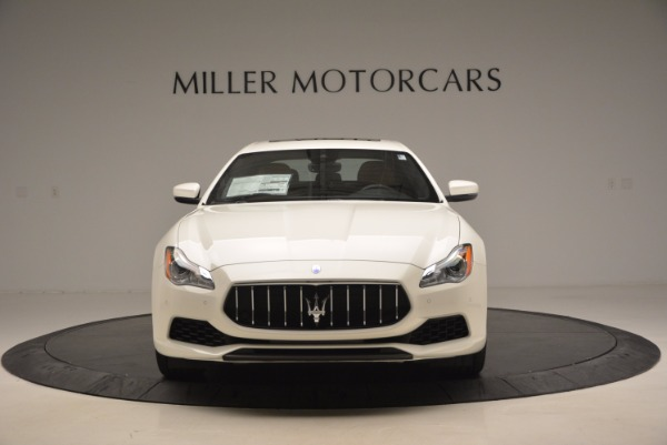 New 2017 Maserati Quattroporte S Q4 for sale Sold at Bugatti of Greenwich in Greenwich CT 06830 12
