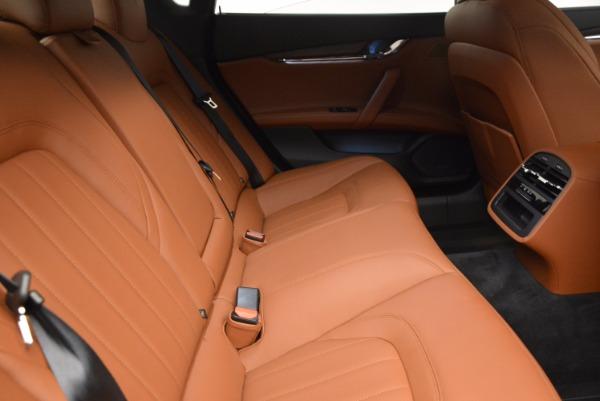 New 2017 Maserati Quattroporte S Q4 for sale Sold at Bugatti of Greenwich in Greenwich CT 06830 24