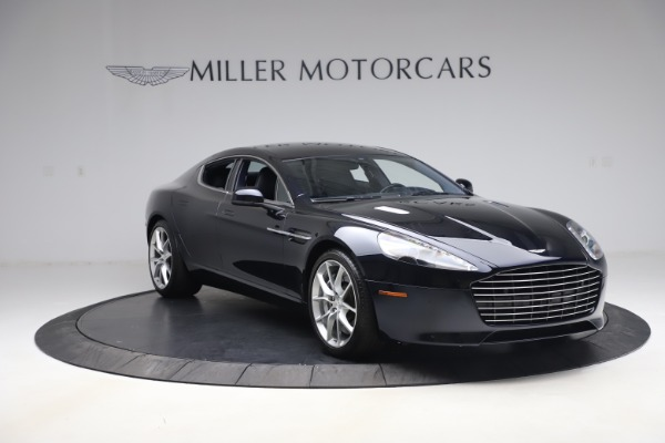 New 2016 Aston Martin Rapide S Base for sale Sold at Bugatti of Greenwich in Greenwich CT 06830 10