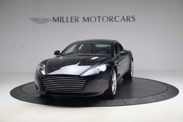 New 2016 Aston Martin Rapide S Base for sale Sold at Bugatti of Greenwich in Greenwich CT 06830 12